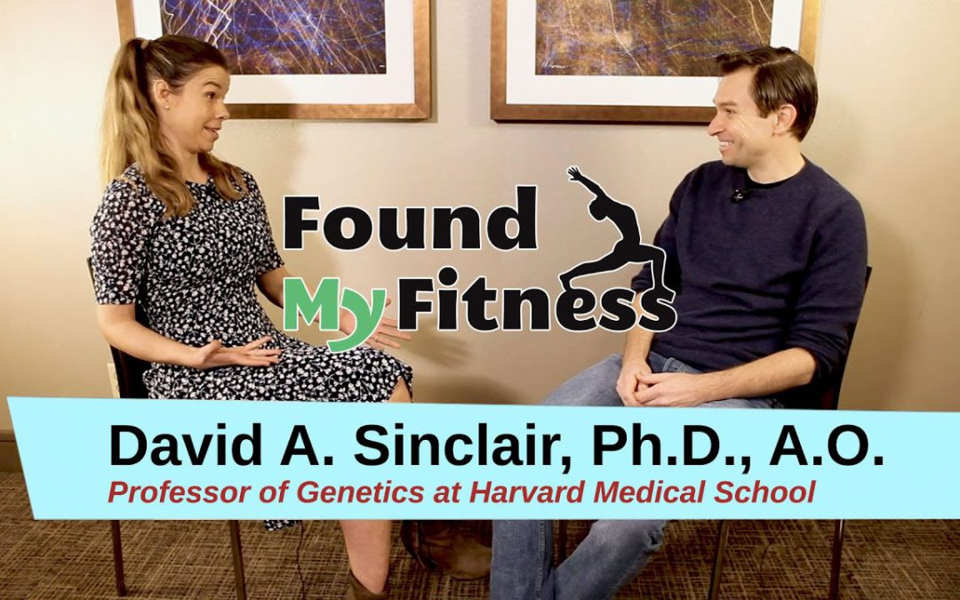 Dr. David Sinclair on Informational Theory of Aging, Nicotinamide Mononucleotide, Resveratrol & More