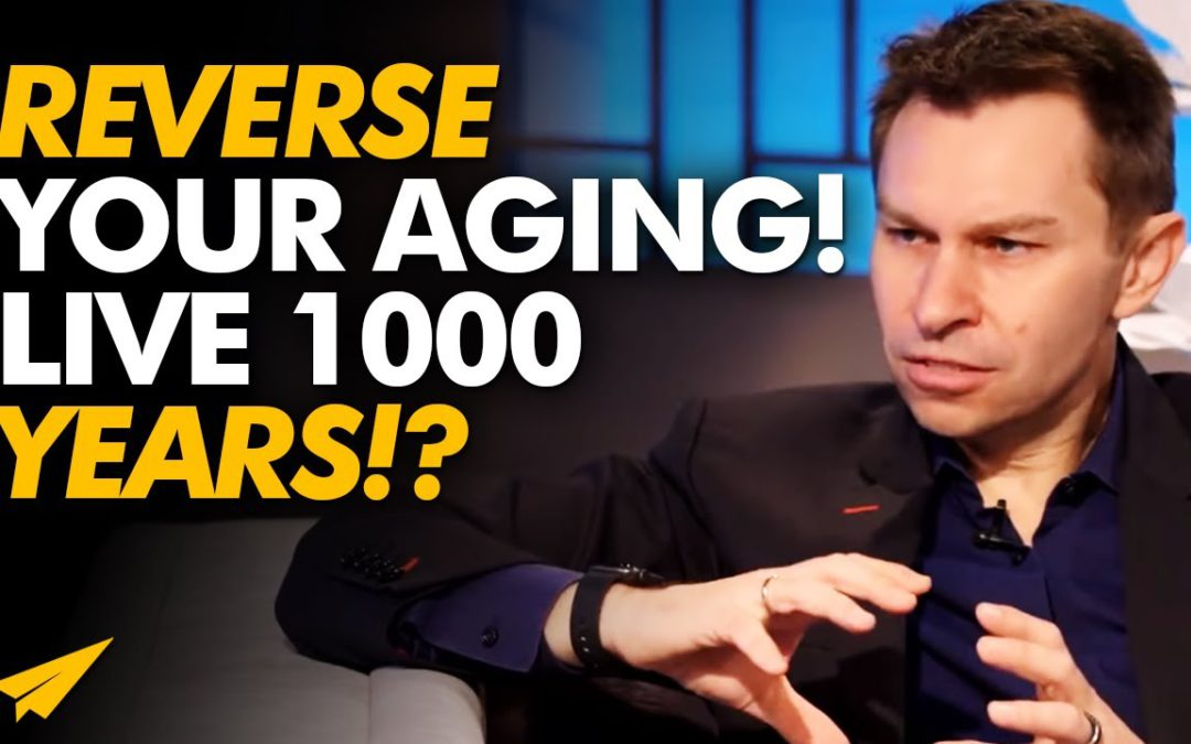 The SECRET to IMMORTALITY | David Sinclair's REVOLUTIONARY RESEARCH | #BelieveLife